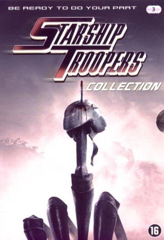 Starship Troopers Deel 1 - 3