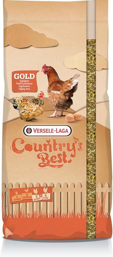 Versele-Laga Country's Best Gold 4 Mix - Kippenvoer - 20 kg