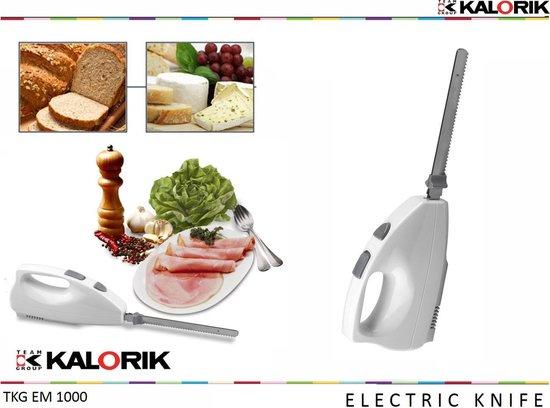 KALORIK TKG EM 1000 Elektrisch mes - Kalorik