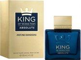 Antonio Banderas - King of Seduction Absolute - Eau De Toilette - 100ML