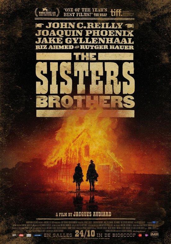 Afbeelding van The Sisters Brothers (Blu-ray)