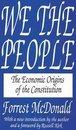 Boek cover We the People van Forrest Mcdonald