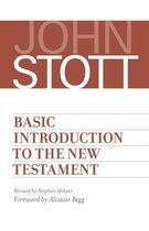 Boek cover Basic Introduction to the New Testament van John Stott