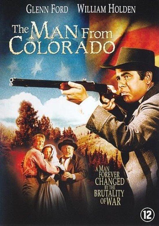 Cover van de film 'Man From Colorado'