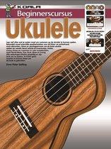 Boek cover Beginnerscursus Ukulele - Boek + Online Video & Audio van Peter Gelling (Onbekend)