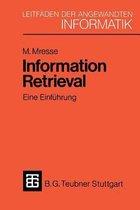 Information Retrieval - Eine Einfuhrung