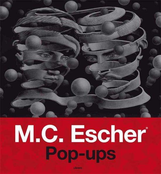Boek cover M.C. Escher Pop-Ups van Courtney Watson Mccarthy (Hardcover)