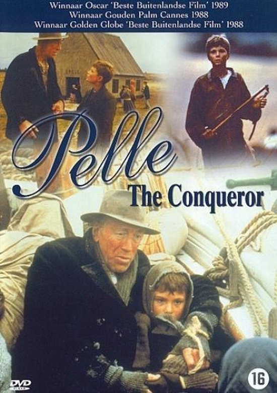 Cover van de film 'Pelle the Conqueror'