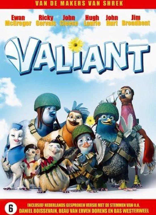 Cover van de film 'Valiant'