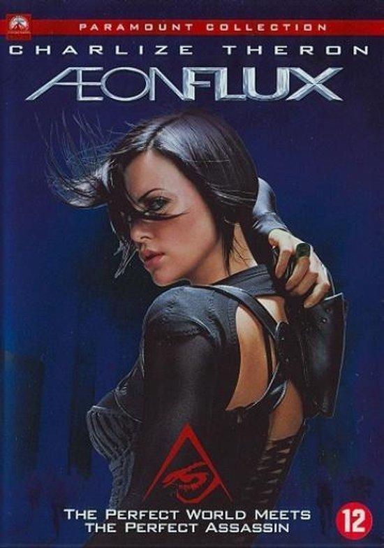 Cover van de film 'Aeon Flux'