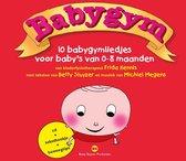 CD Babygym: 10 liedjes voor baby's van Betty Sluyzer