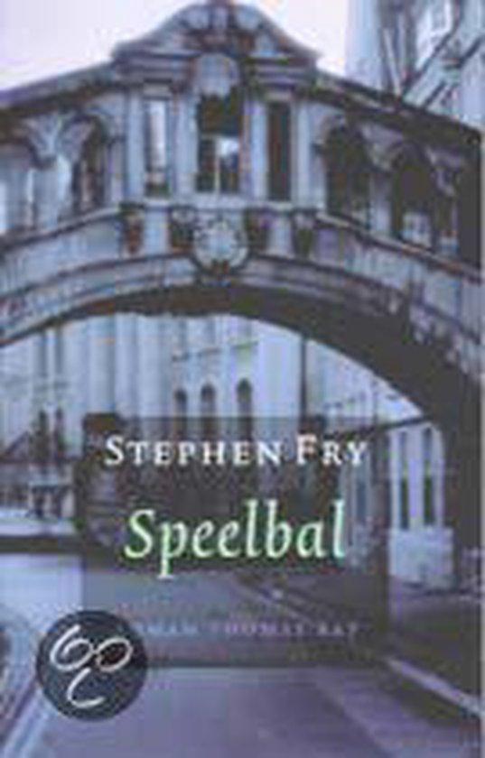 Speelbal - Stephen Fry   Readingchampions.org.uk