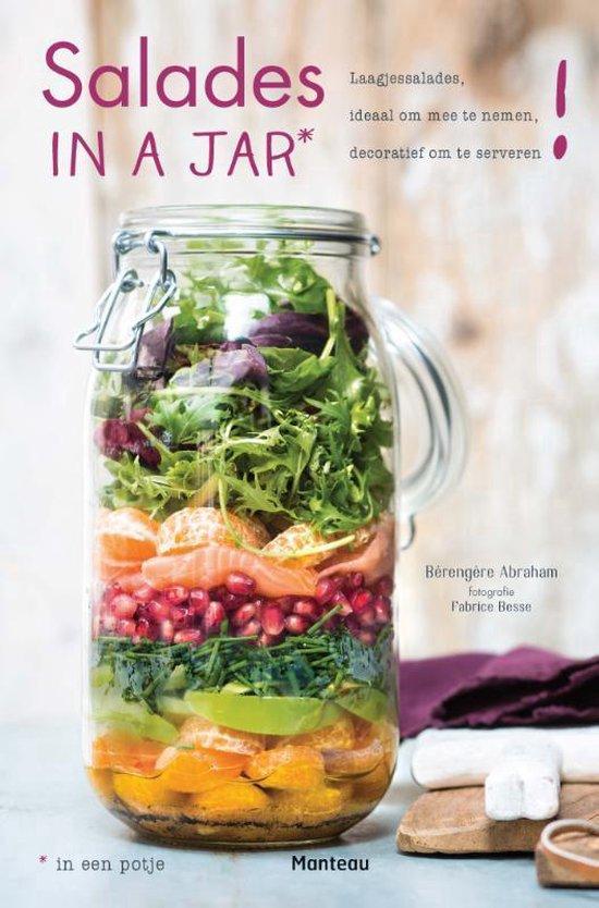 Salades in a jar - Bérengère Abraham   Fthsonline.com
