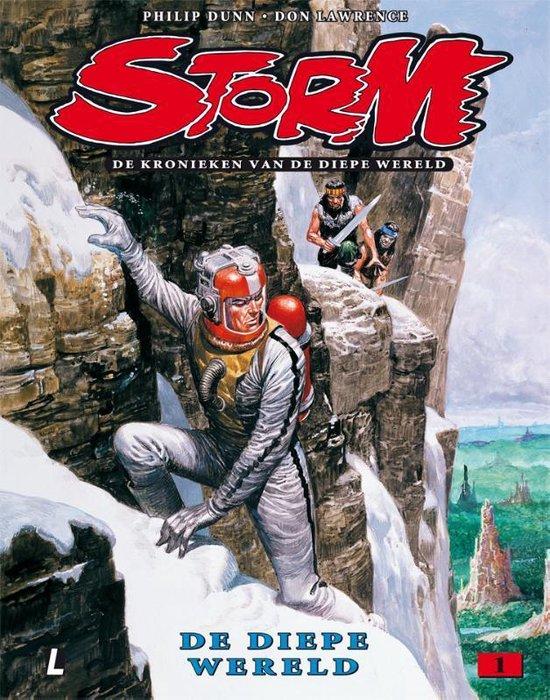 Storm 1 - De Diepe Wereld - Philip Dunn pdf epub