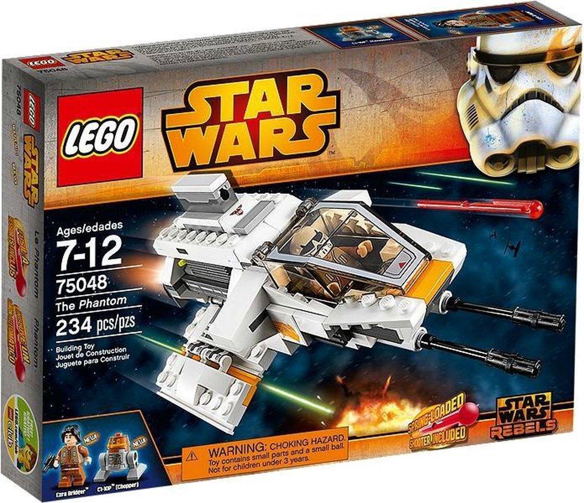 LEGO Star Wars De Phantom - 75048