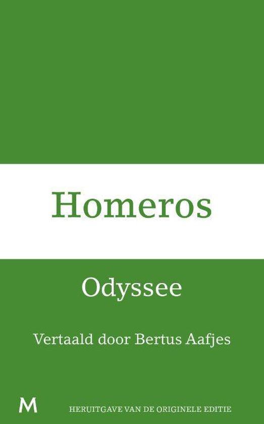 Homeros Odyssee - Bertus Aafjes | Fthsonline.com