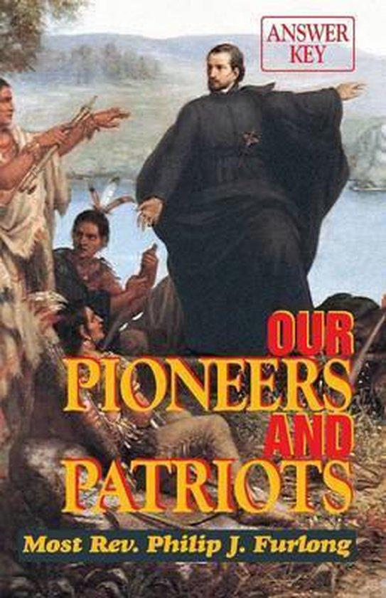 Boek cover Our Pioneers and Patriots van Maureen K. Mcdevitt (Paperback)