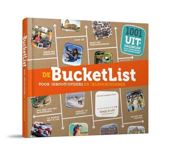 Bucketlist voor (groot)ouders en (klein)kinderen - Rob Wegdam | Readingchampions.org.uk