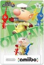 amiibo Super Smash Bros Collection - Olimar - 3DS + Wii U + Switch