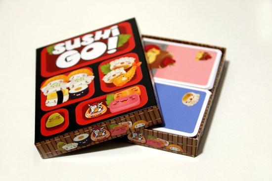 Sushi Go - Kaartspel