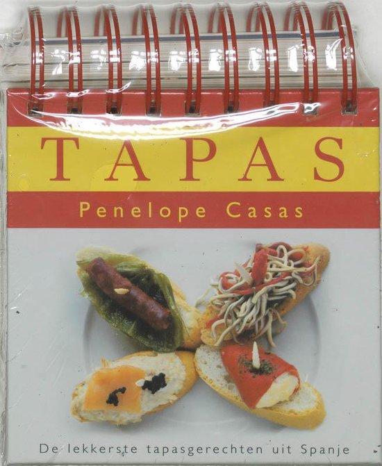 Tapas - Penelope Casas | Fthsonline.com