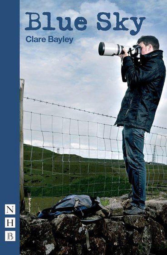 Boek cover Blue Sky (NHB Modern Plays) van Clare Bayley (Onbekend)
