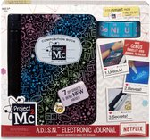 Project Mc2 A.D.I.S.N. Elektronisch Dagboek - Engels Gesproken
