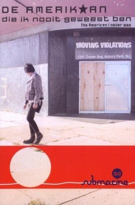 Cover van de film 'Amerikaan Die Ik Nooit Ge'