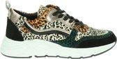 PS Poelman dames dad sneaker - Multi - Maat 38