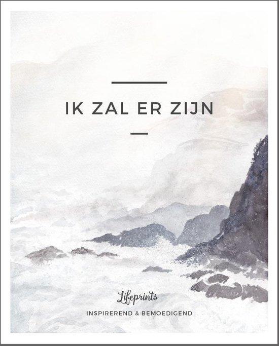 Boek cover Ik zal er zijn van Lifeprints (Hardcover)