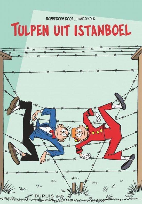 Robbedoes door Lu12. Tulpen uit Istanboel - Hanco Kolk  