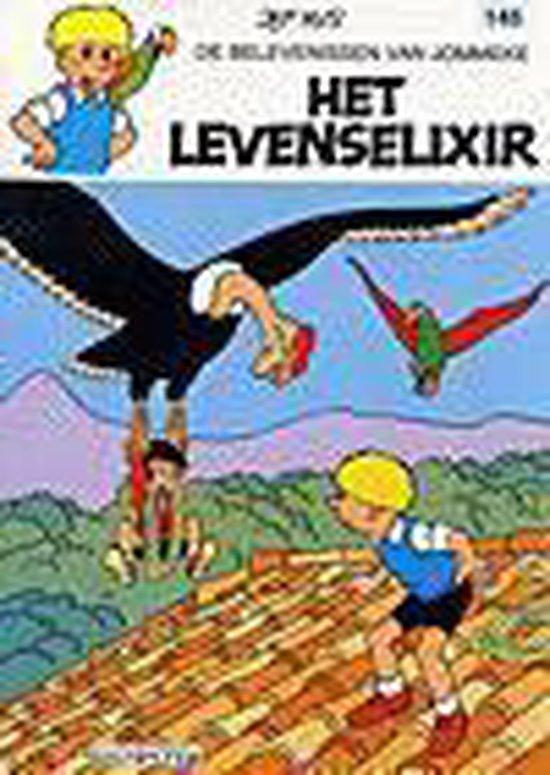 Jommeke 145 - Het Levenselexir - Jef Nys |
