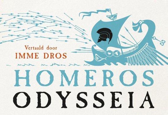 Omslag Odysseia DL