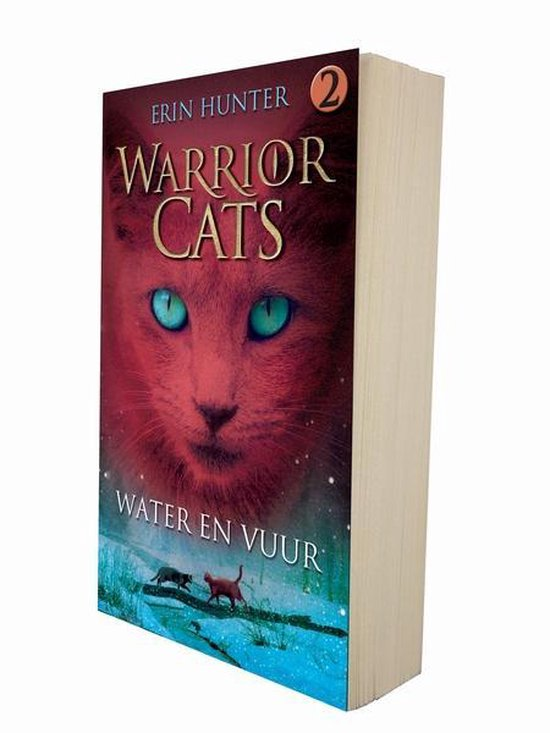Warrior cats 2: water en vuur