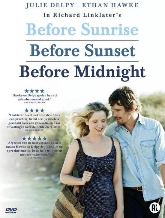 Before Sunrise - Before Sunset - Before Midnight (3dvd Boxset)