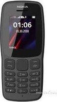 Nokia 106 Dual-Sim Grijs