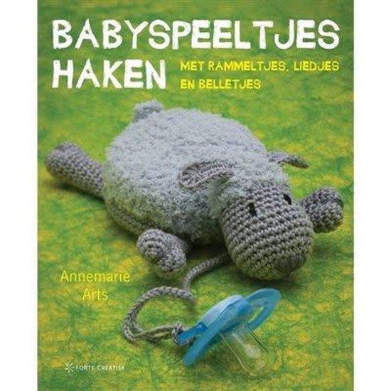 Babyspeeltjes haken - Annemarie Arts |
