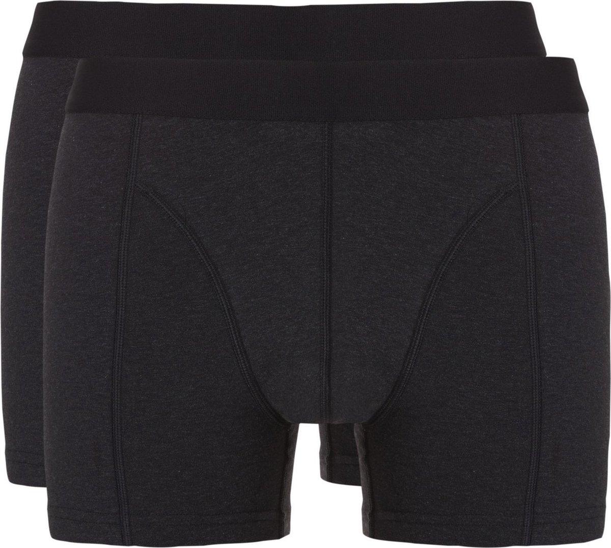Ten Cate Short 2Pack Fine Zwart - Maat M