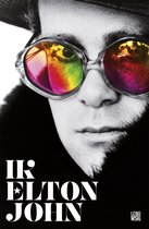 Boek cover Ik van Elton John (Onbekend)