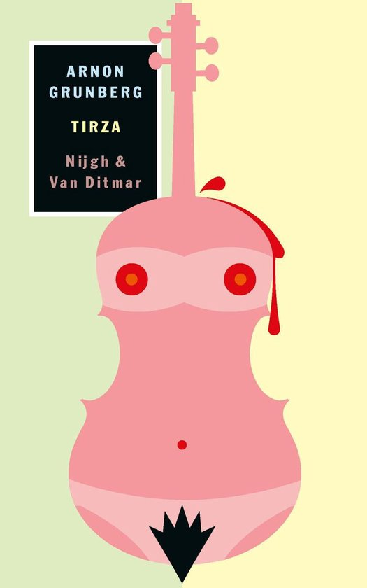Boek cover Tirza van Arnon Grunberg (Paperback)