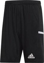 Adidas T19 Woven Short - Shorts  - zwart - XL