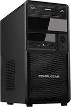 COMPUGEAR SSD Only SR3400G-16R480S - Ryzen 5 - 16G