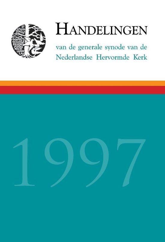Handelingen - 1997 - J. van Heijst (red.) |