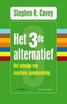 Boek cover Het derde alternatief van Stephen R. Covey