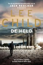 Omslag Jack Reacher - De held