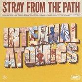 CD cover van Internal Atomics van Stray From The Path