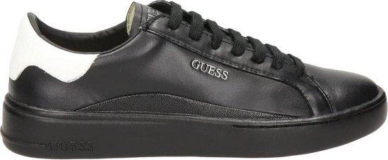 Guess Verona heren sneaker - Zwart zwart - Maat 46