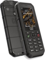 CAT B26 Ruggedized GSM - IP68 - Valbescherming - Zwart