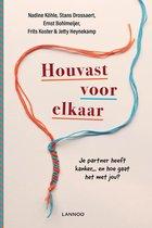 Boek cover Houvast voor elkaar van Nadine Köhle