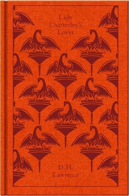 Boek cover Lady Chatterleys Lover van D. H. Lawrence (Hardcover)